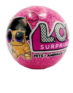Lol Suprise Pets Esfera Con Accesorio Mga