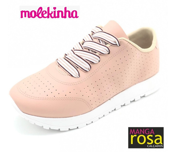 Tênis Feminino Infantil Molekinha 2526102