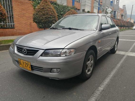 Mazda 626 Mileium 2001 Automatico