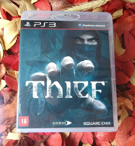 Thief - Mídia Física - Ps3