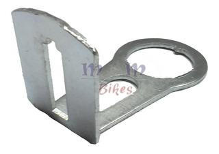 Porta Farol - Soporte De Canasto Delantero Para Bicicleta