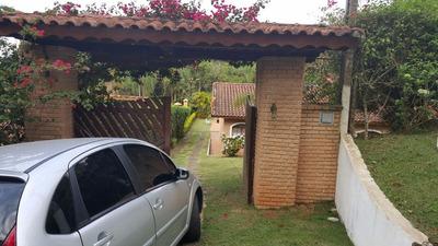 Casa Em Condomínio Fechado Ibiúna Lazer Completo