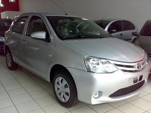 Toyota Etios 1.3 16v X Aut. 5p 2020/2021 0km