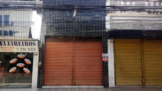 Loja Com Banheiro Social Na Rua Pedro Pereira