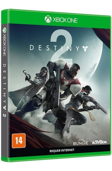 Destiny 2 Mídia Física Xbox One