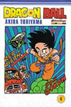 Livro: Dragon Ball - No 06 - Akira Toriyama