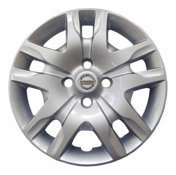Jogo Calota Aro 16 Original Nissan Sentra 2009 A 2012