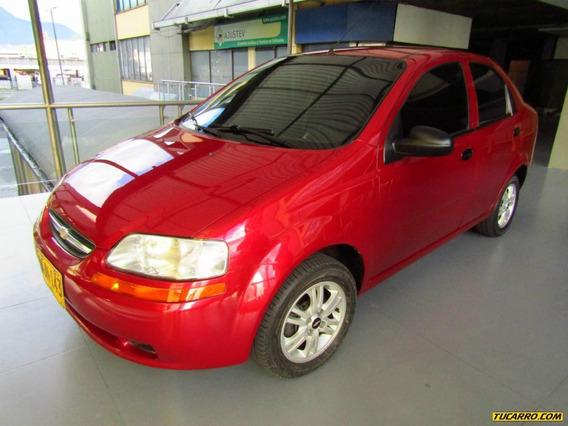 Chevrolet Aveo Family Sedan