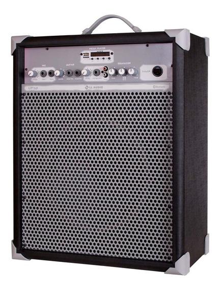 Caixa De Som Multiuso Amplificada Ll Audio Up! 10 Bluetooth