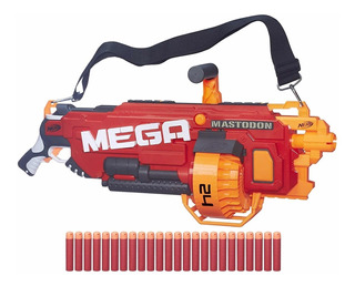 $20000 Nerf N-strike Mega Mastodon Original