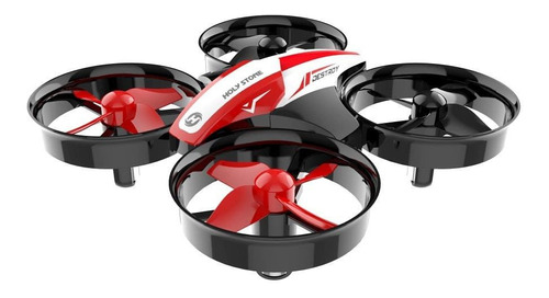 Mini drone Holy Stone HS210 red