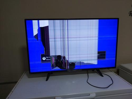 Smart Tv 43 Philips (broken Screen)