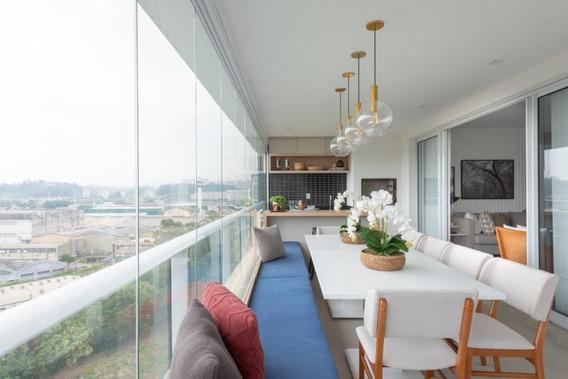 Apartamentos Com 3 E 4 Dormitórios, 2 Vagas Na Lapa - Ap12156