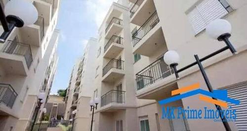 Imagem 1 de 15 de Apartamento 60m² Com 3 Dormitórios Em Osasco! - 2266