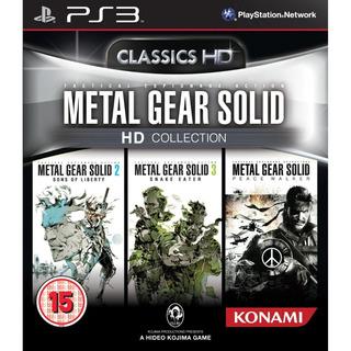 Metal Gear Solid Hd Collection Ps3 Digital Torrbian Gamestor