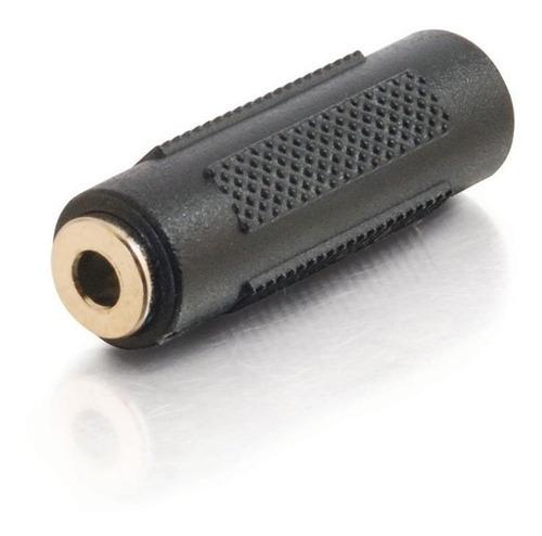 Imagen 1 de 4 de Union Hembra 3.5mm Stereo Audio