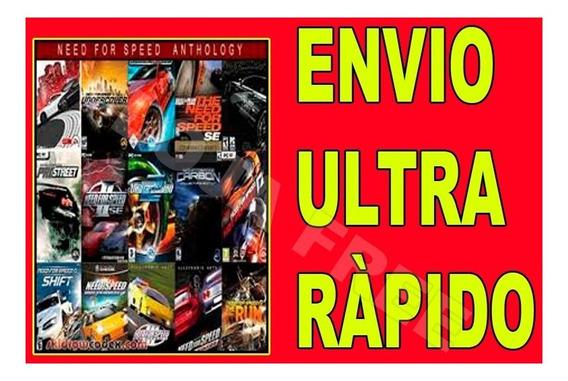 Need For Speed Collection - Jogo Para Computador