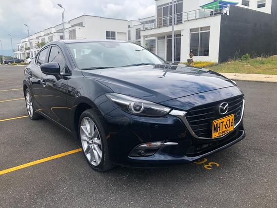 Mazda 3 Grand Touring Lx Motor 2.0 Azul