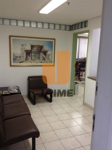 Conjunto Comercial Com Sala De Espera, 1 Sala Do Consultório E Copa - Ja13029