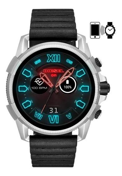 Smartwatch Diesel On Gen 4 Masculino Dzt2008/0pi