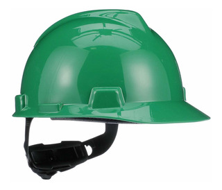 Msa 475362 V - Gard Duro Sombrero Completo Borde Con Suspens