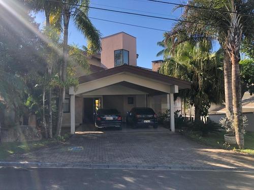 Casa Com 4 Dormitórios À Venda, 415 M² Por R$ 2.150.000,00 - Condomínio Portal Do Lago - Valinhos/sp - Ca0547