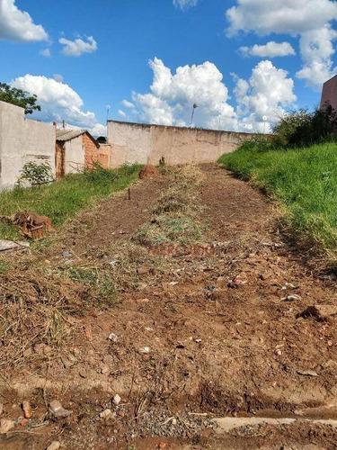 Terreno À Venda, 140 M² Por R$ 71.000,00 - Jardim Mendonça - Bauru/sp - Te1352