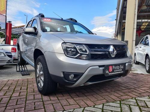 Renault Duster Dynamique 1.6 Flex 16v Automática