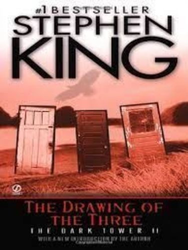 Livro The Drawinf Of The Three Stephe King