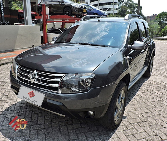 Renault Duster Dynamique 4x4 Mt 2.0 2016 Iay458