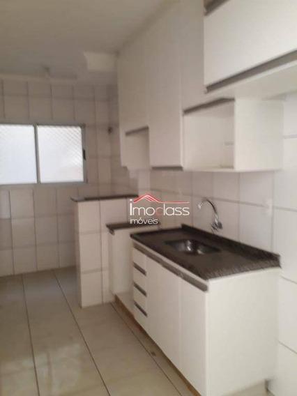 Apartamento À Venda, Jardim Marajoara, Nova Odessa - Ap0625. - Ap0625