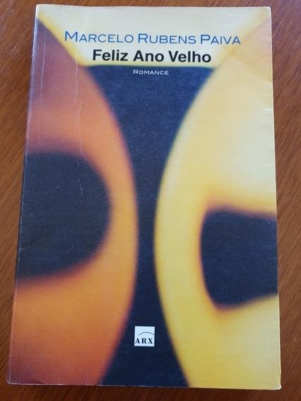 Livro Feliz Ano Velho Marcelo Rubens Paiva 19ª Ed .obc Store