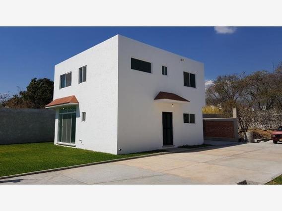 Casa Sola En Venta Oaxtepec Centro