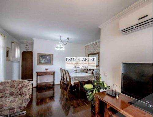 Imagem 1 de 11 de Apartamento À Venda, 110 M² Por R$ 1.150.000,00 - Higienópolis - São Paulo/sp - Ap0806
