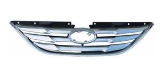 Parrilla Cromada Hyundai Sonata 2011 2012 2013 2014