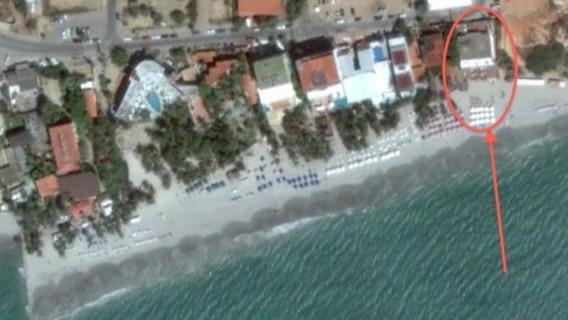 Posada Y Restaurante Frente Al Mar Playa El Yaque. En Venta.