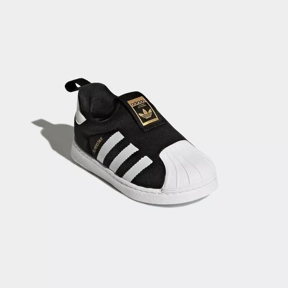 Tênis adidas Infantil Superstar 360