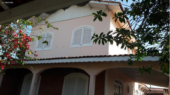 Sobrado Para Venda Em Peruíbe, Oasis, 4 Dormitórios, 2 Suítes, 4 Banheiros, 3 Vagas - 920a