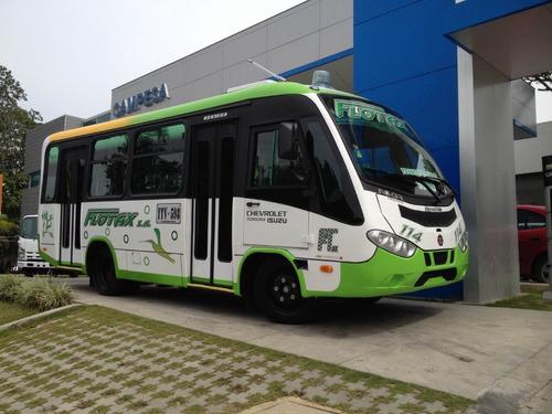Imagen 1 de 9 de Microbus Chevrolet 2015 Con Cupo