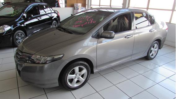 Honda City Ano 2011 Dx 1.5 Completo