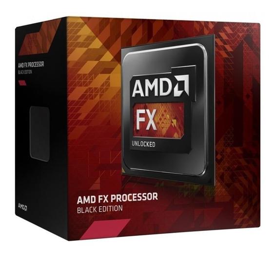 Processador Amd 8320e Black Edition + Coller