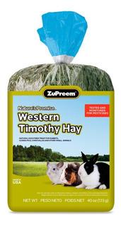 Heno Pasto Timothy Zupreem 1.13 Kg
