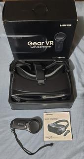 Samsung Gear Vr Sm-r324With Controller