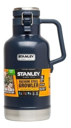 Growler Botellón Stanley 01941 1.9lts Cerveza Termo 24hs