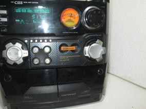 Placa Flontal Aparelho Philips Fw C 555