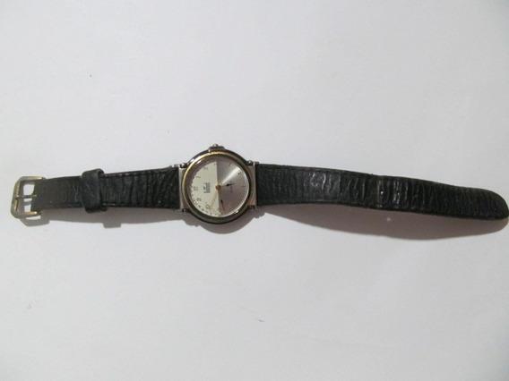Lindo Relógio Dumont Quartz Arte Som