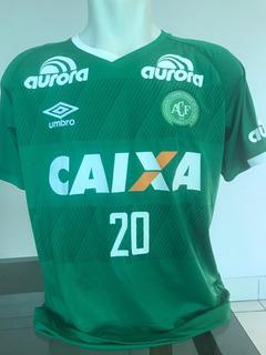 Camisa Chapecoense 2016
