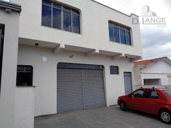 Sobrado Com 4 Dormitórios À Venda, 390 M² Por R$ 650.000 - Jardim Chapadão - Campinas/sp - So0264