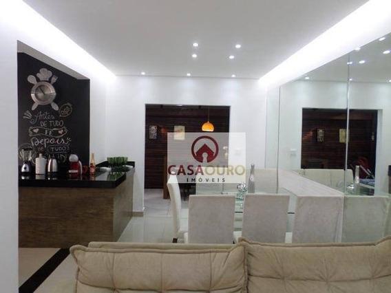 Casa Com 3 Quartos À Venda, 126 M² Por R$ 590.000 - Vila Madeira - Nova Lima/mg - Ca0088