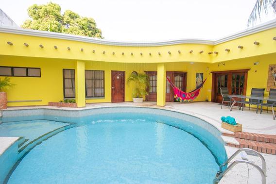 Casa En Cartagena Para 16 Personas -pie De La Popa
